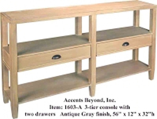 Accents Beyond | Console | 1603-A
