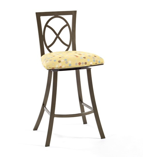 Johnston Casuals Furniture Helena Bar Stool