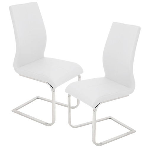LumiSource | Foster Dining Chair - Set of 2 | DC-FSTR W2