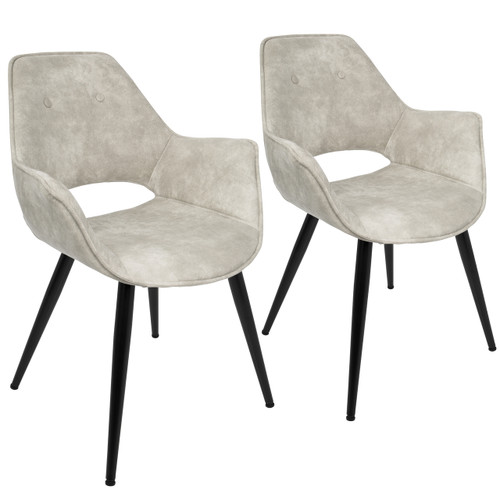 LumiSource   Mustang Chair - Set of 2
