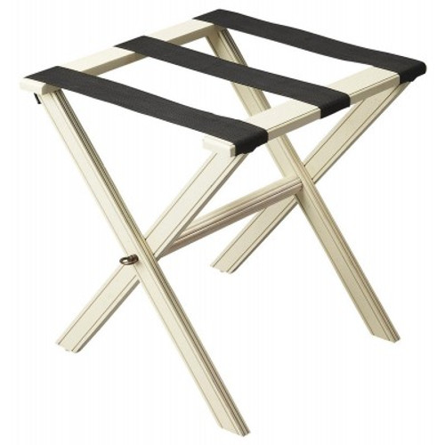 Butler Specialty Furniture | Anthony Cottage White Luggage Rack | Bs1222222
