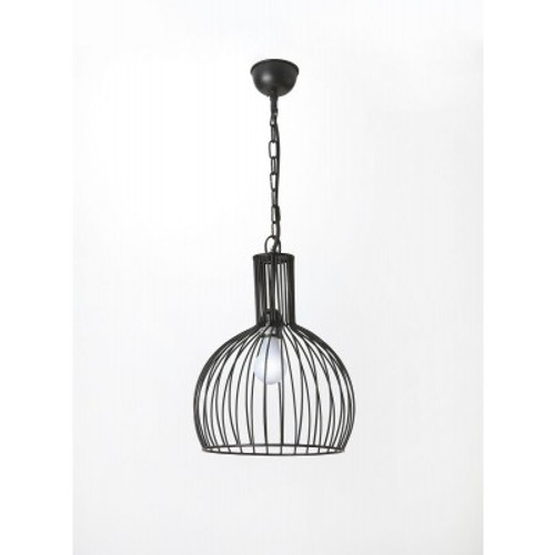 Butler Specialty Furniture |  Black Iron 1 Lt. Pendant | Bs7157116
