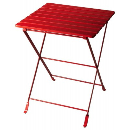 Butler Specialty Furniture | Bailey Red Folding Side Table | Bs4277293