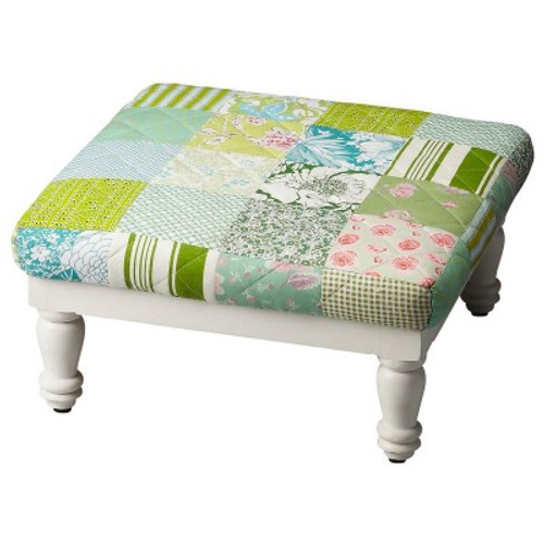 Butler Specialty Furniture | Hildy Patchwork Stool | Bs4275290