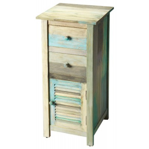 Butler Specialty Furniture | Fiona Painted Rustic Accent Chest | Bs3350290
