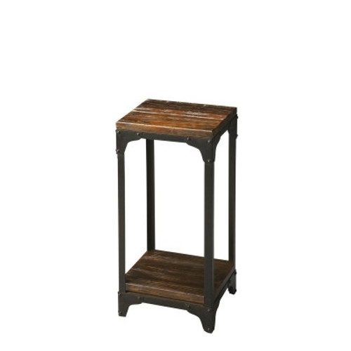 Butler Specialty Furniture | Gandolph Industrial Chic Pedestal Stand | Bs2874120