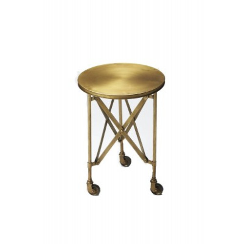 Butler Specialty Furniture | Costigan Antique Gold Accent Table | Bs1168226