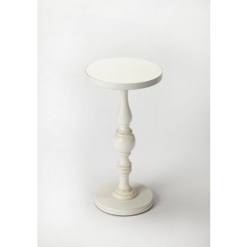 Butler Specialty Furniture | Camilla Cottage White Pedestal Table | Bs2225222