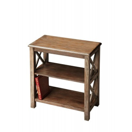 Butler Specialty Furniture   Vance Dusty Trail Bookcase   Bs4105248