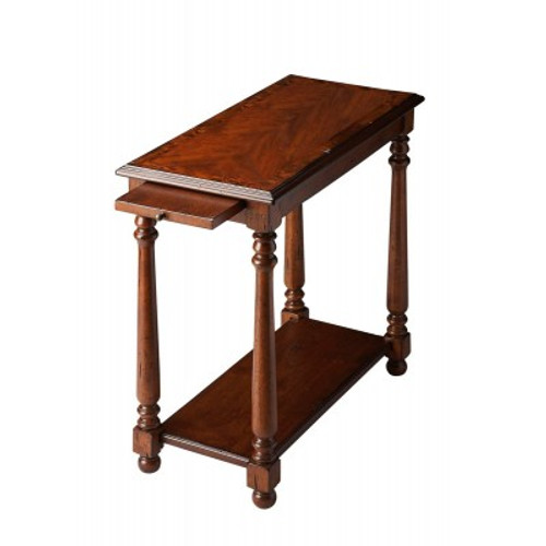 Butler Specialty Furniture | Devane Castlewood Chairside Table | Bs5017110
