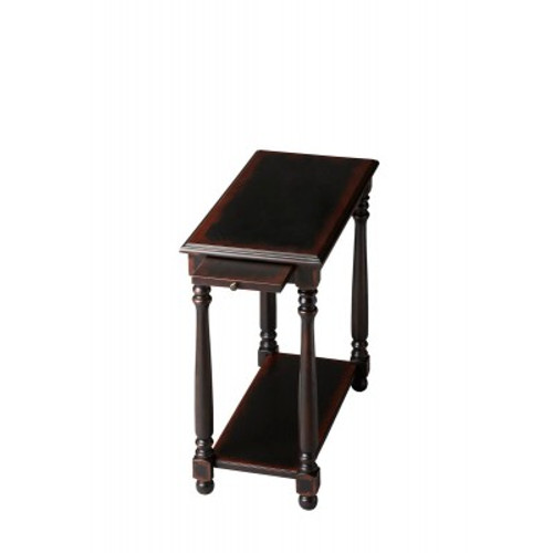 Butler Specialty Furniture | Devane Midnight Rose Chairside Table | Bs5017250