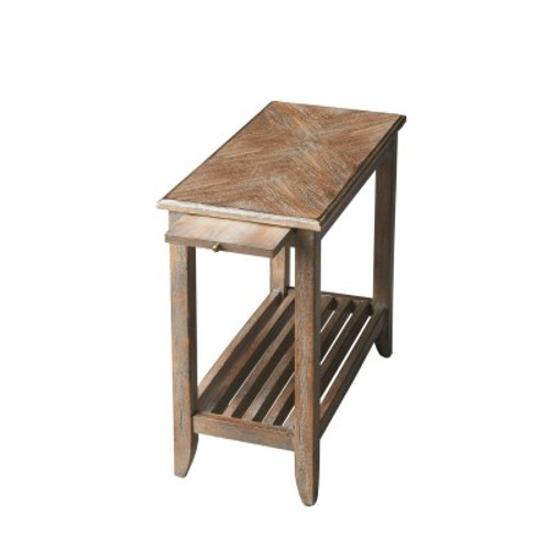 Butler Specialty Furniture | Irvine Dusty Trail Chairside Table | Bs3025248