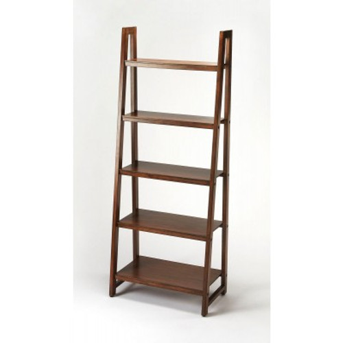 Butler Specialty Furniture   Stallings Brown Bookcase   Bs9342354