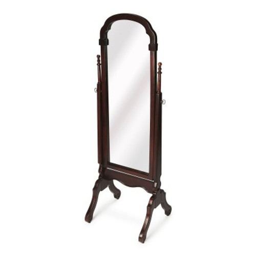 Butler Specialty Furniture | Meredith Plantation Cherry Cheval Mirror | Bs1911024