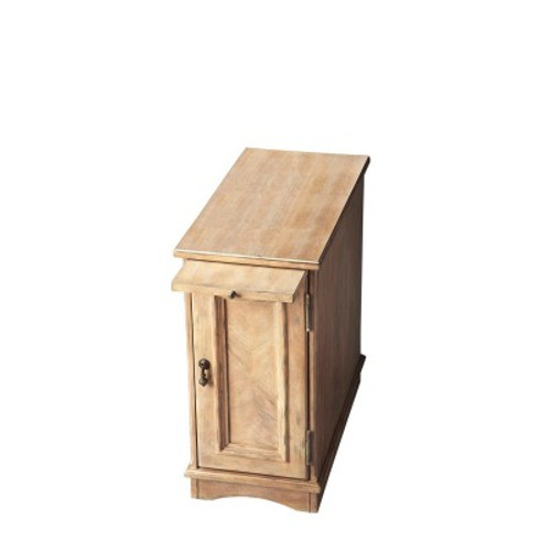 Butler Specialty Furniture   Harling Driftwood Chairside Chest   Bs1476247