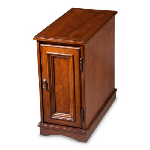 Butler Specialty Furniture   Harling Plantation Cherry Chairside Chest   Bs1476024