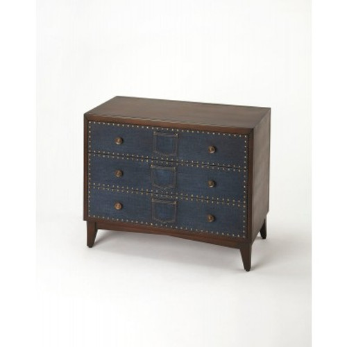 Butler Specialty Furniture | Lindor Denim Console Chest | Bs3711350