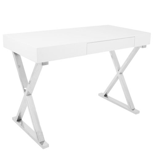 LumiSource | Luster Office Desk | OD