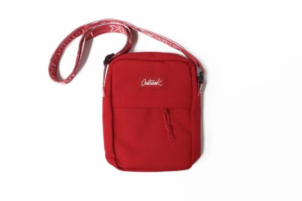 Shoulder Bag -Red