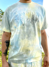 Blue Cheese Tie Dyed T-shirt _ Easter