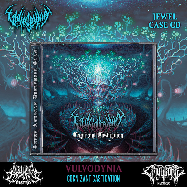 Vulvodynia - Cognizant Castigation CD