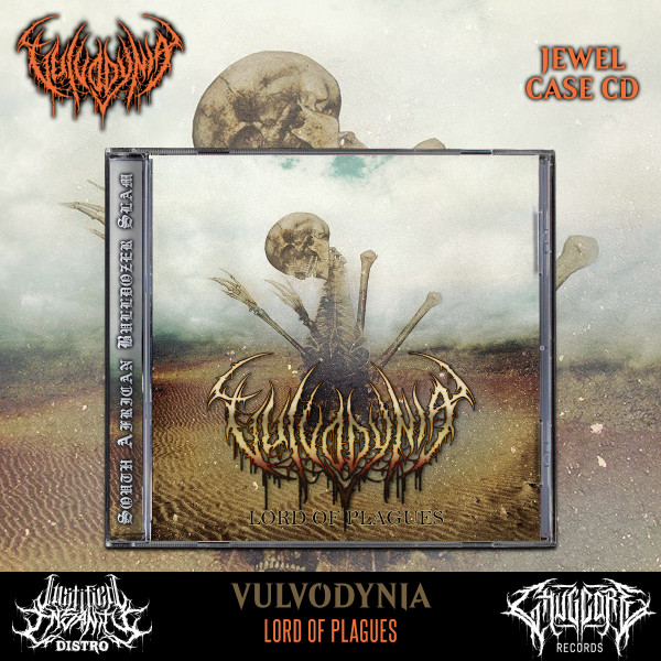 Vulvodynia - Lord of Plagues CD [Deluxe Edition]