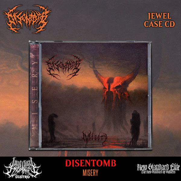 Disentomb - Misery CD