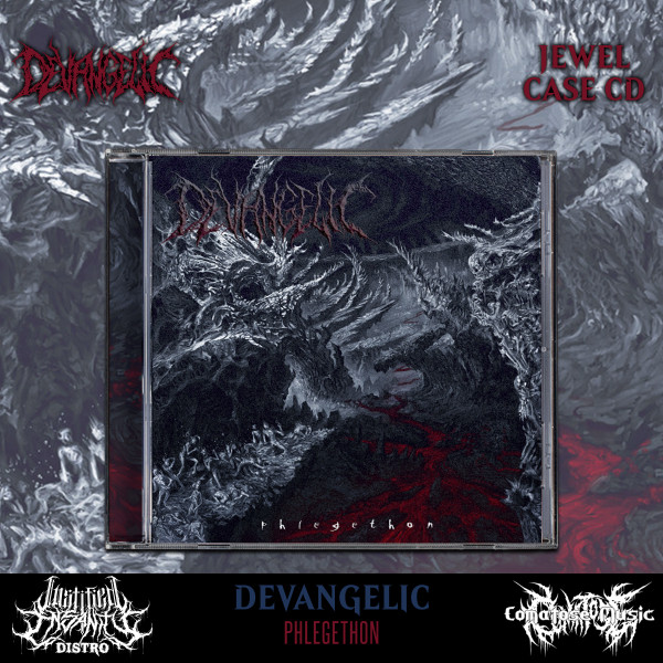 Devangelic - Phlegethon CD
