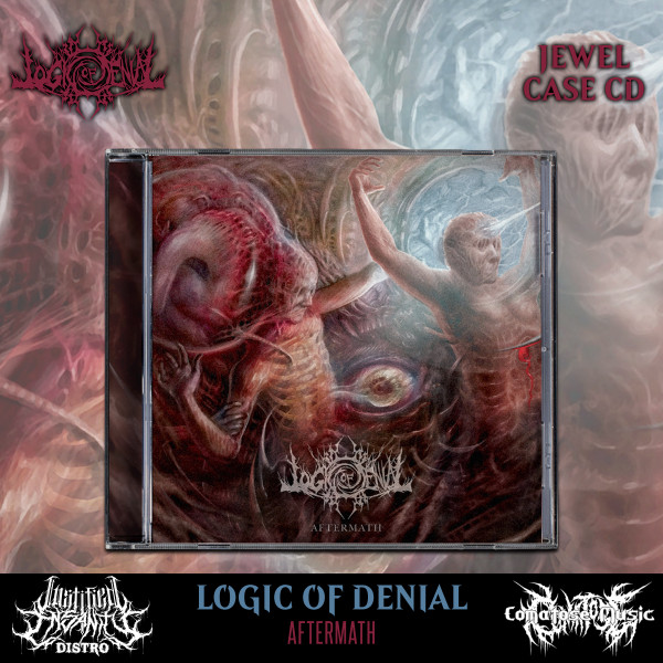 Logic of Denial - Aftermath CD
