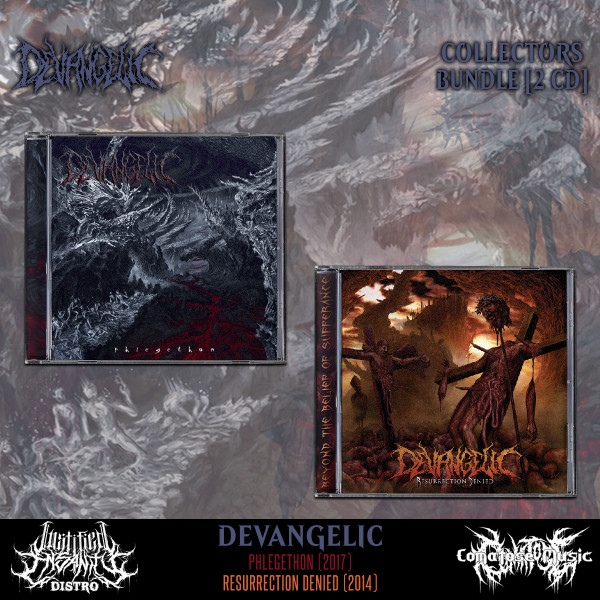 Devangelic - Collectors Bundle [2 CDs]