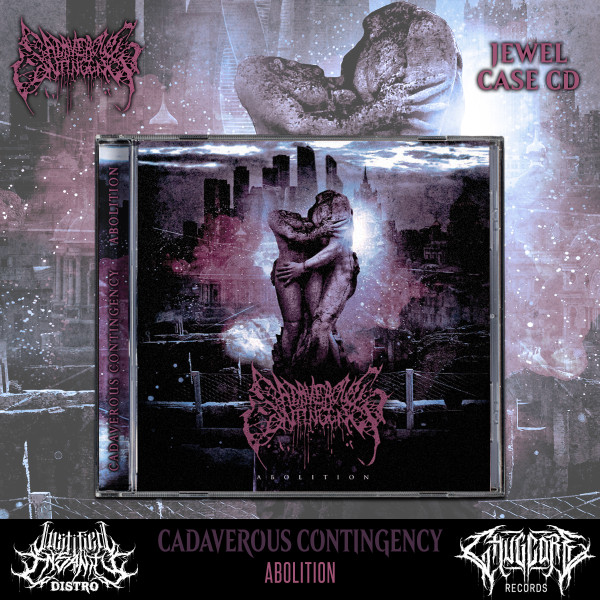 Cadaverous Contingency - Abolition CD