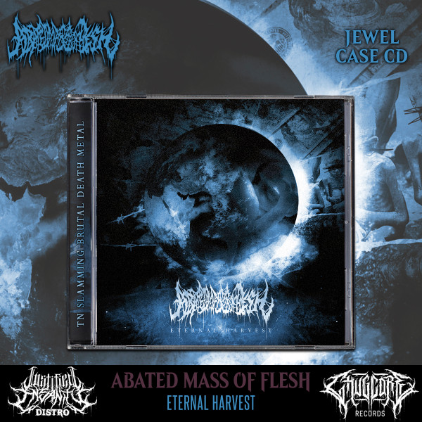 Abated Mass of Flesh - Eternal Harvest CD