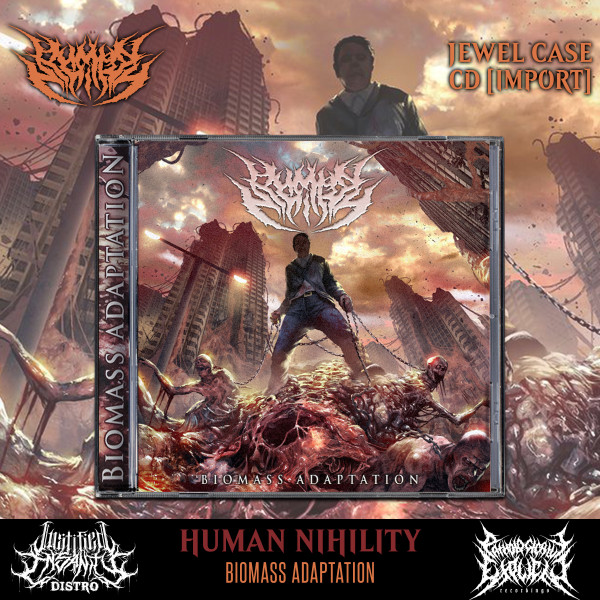 Human Nihility - Biomass Adaptation CD [Import]