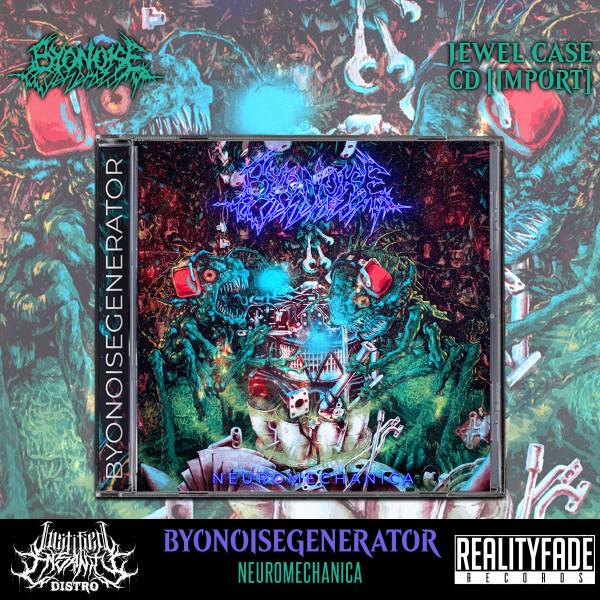 Byonoisegenerator - Neuromechanica CD [Import]