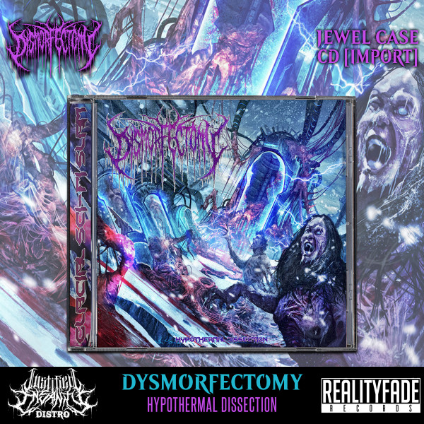 Dysmorfectomy - Hypothermal Dissection CD [Import]