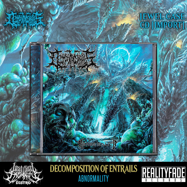 Decomposition of Entrails - Abnormality CD [Import]