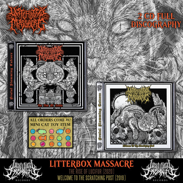 Litterbox Massacre - Full Discography [2 CDs]