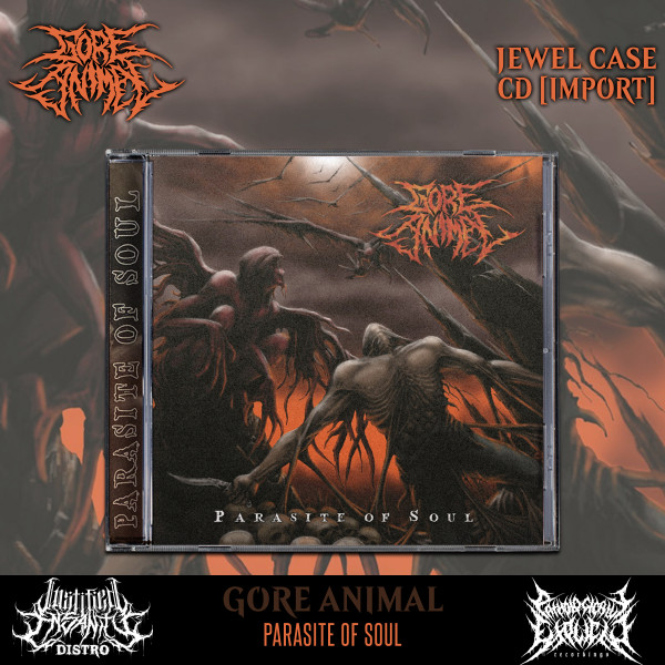 Gore Animal - Parasite of Soul CD [Import]