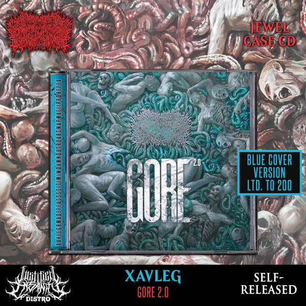 Xavleg - Gore 2.0 [Blue Version] CD