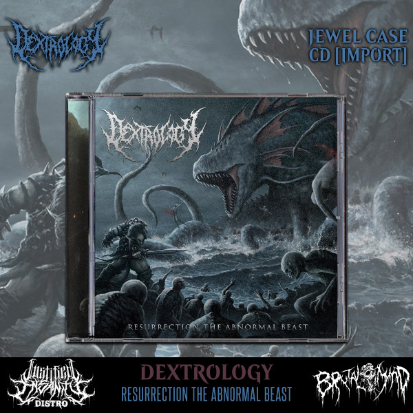 Dextrology - Resurrection the Abnormal Beast CD [Import]