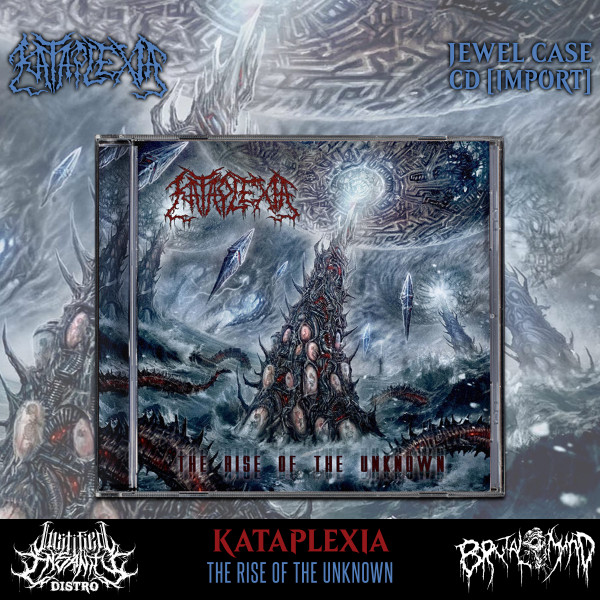 Kataplexia - The Rise of the Unknown CD [Import]