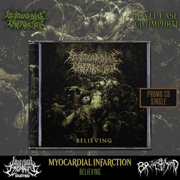 Myocardial Infarction - Believing Promo CD [Import]