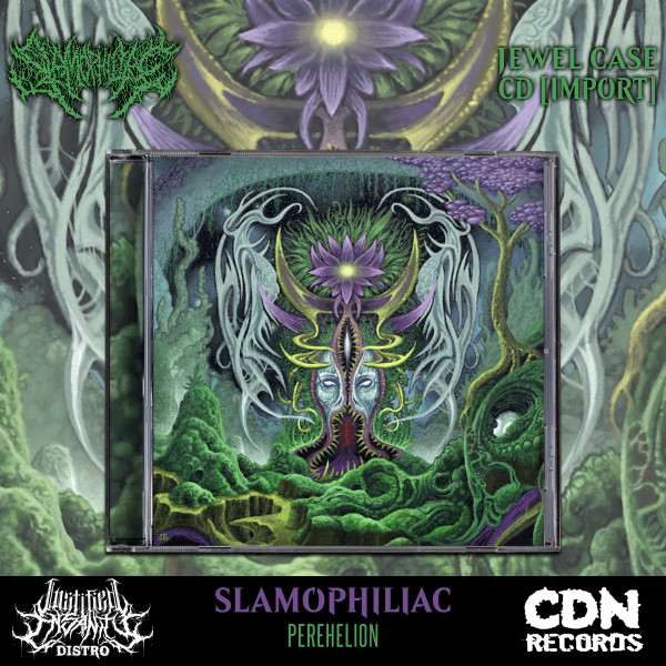Slamophiliac - Perihelion CD [Import]