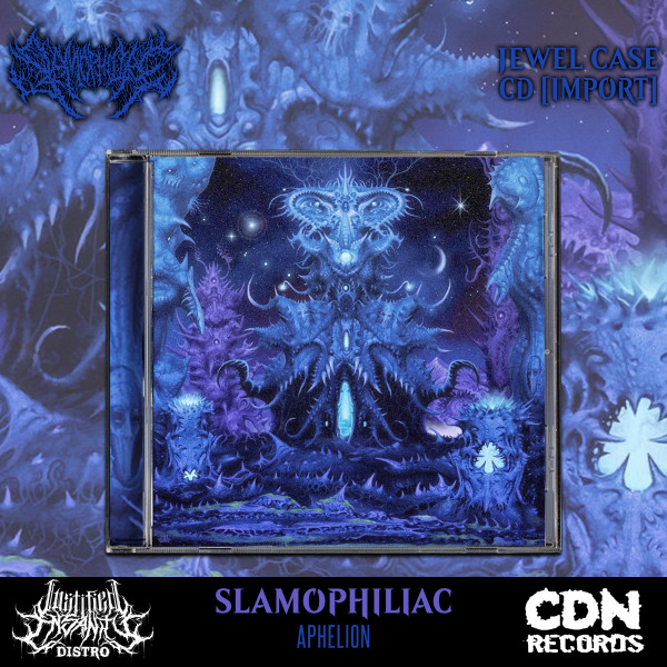 Slamophiliac - Aphelion CD [Import]