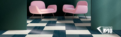 Armstrong Bio-Flooring with New Durable Diamond 10 Coating