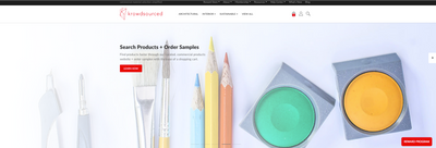 krowdsourced Online - Search for Products for your Projects Faster than Ever - Order Samples at The Click of a Button