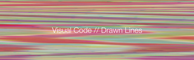 Visual Code // Drawn Lines by Interface