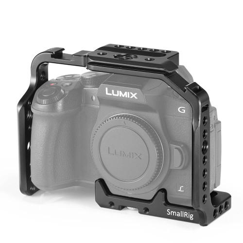 SmallRig Panasonic Lumix DMC-G85/G80専用ケージ 1950