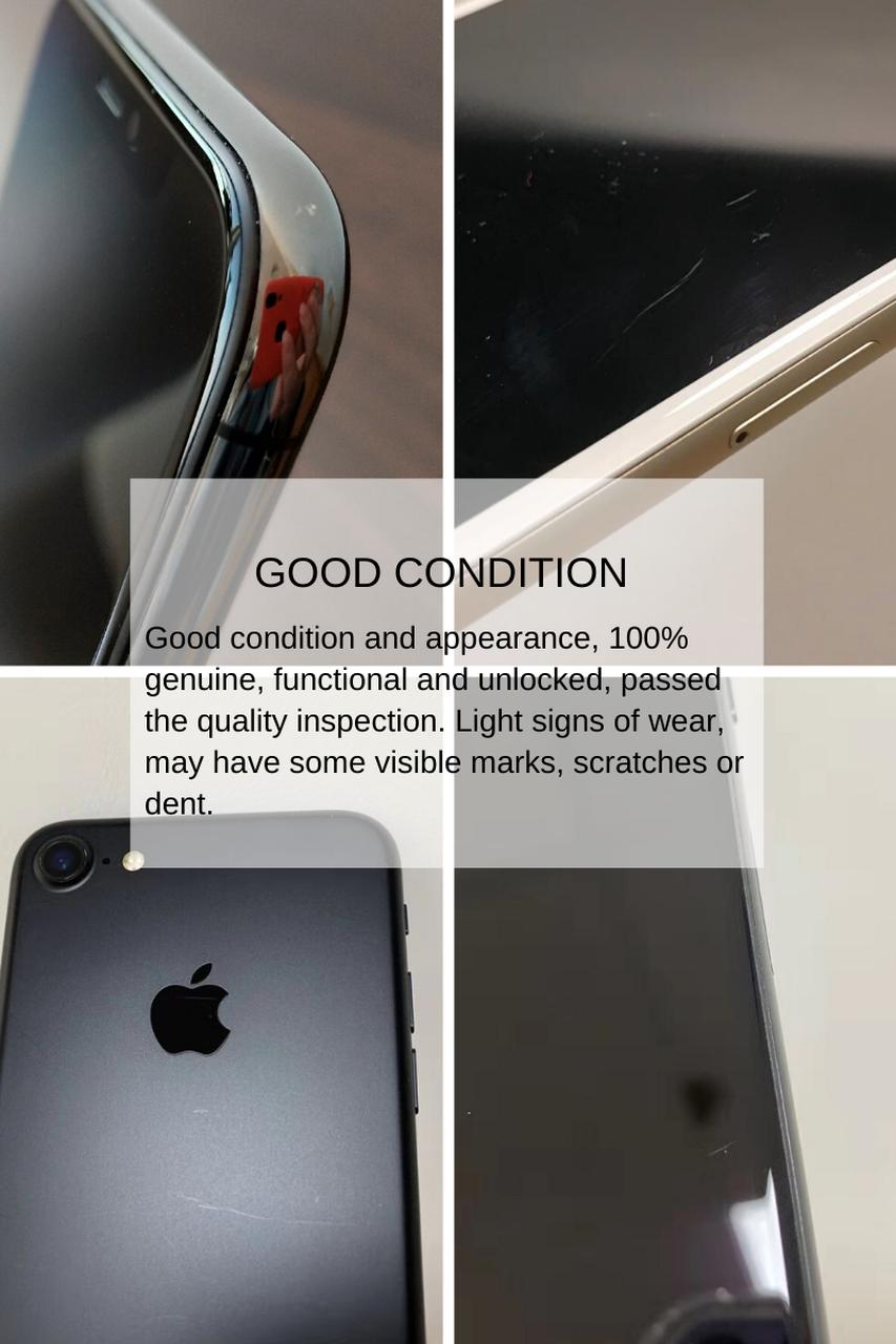Good condition
