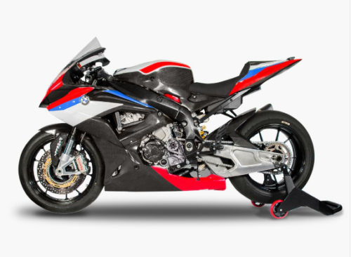 Suter BMW S1000rr Swingarm Kit